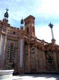 Momenten i Teruel, Spanien Arkivfoto
