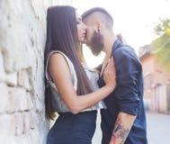 Momenti di amore insieme immagini stock libere da diritti