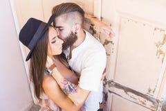 Momenti di amore insieme fotografia stock libera da diritti