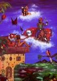 Momenti di un immaginario (2011) Immagine Stock Libera da Diritti