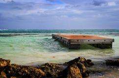 Momento caraibico fotografia stock libera da diritti