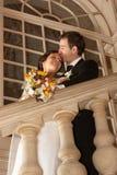Momento da felicidade Fotos de Stock Royalty Free