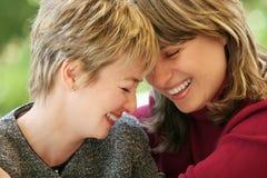 Momento felice Fotografia Stock Libera da Diritti