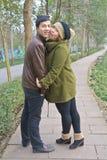 Momento feliz Foto de Stock Royalty Free