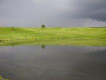 Momentos antes de la tormenta Foto de archivo libre de regalías