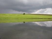 Momentos antes de la tormenta Imagenes de archivo
