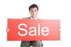 Momentous decision stock photo