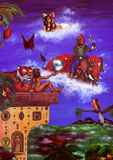 Moments d'un visionnaire (2011) Image libre de droits