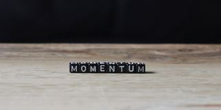 Momentum of life. Find the balance and pace in your work and personal life to keep going stock image