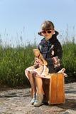 Momia de la muñeca foto de archivo libre de regalías