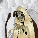 Momia del horror Imagen de archivo