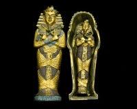 Momia egipcia Imagen de archivo libre de regalías