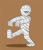 Momia Halloween Imágenes de archivo libres de regalías