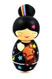 Momiji Doll stock image