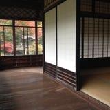 Momiji i Japan Royaltyfri Fotografi
