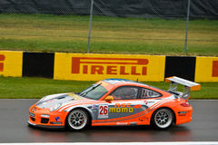 Momo porsche racing at Montreal Grand prix Royalty Free Stock Photos