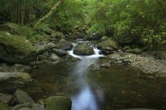 Mompelende wateren Stock Fotografie