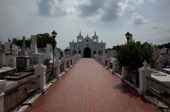 Mompox公墓 图库摄影