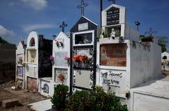 Mompox公墓 免版税库存照片
