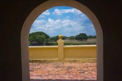 Mompox, paysage de la Colombie photos libres de droits