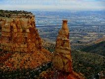 Momument de Grand Junction Images stock