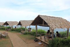 Mon-μαρμελάδα, Chiangmai Στοκ φωτογραφία με δικαίωμα ελεύθερης χρήσης