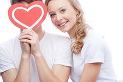 Mon amour Image libre de droits