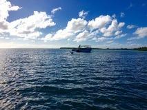 Mon bateau photo stock