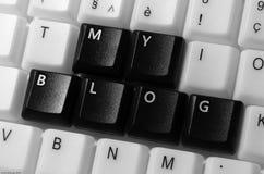 Mon blog Images libres de droits