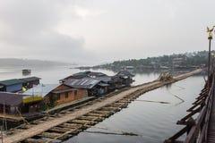Mon bridge. Stock Images