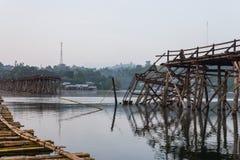 Mon bridge. Stock Photo