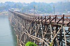 Mon Bridge Stock Image