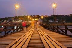 Mon Bridge Stock Photography