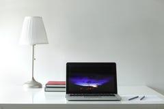 Mon bureau Image libre de droits