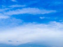 Mon ciel bleu Photographie stock libre de droits