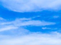 Mon ciel bleu Image stock