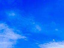 Mon ciel bleu Photo libre de droits
