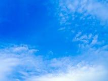 Mon ciel bleu Image libre de droits