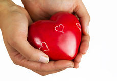 Mon coeur Image libre de droits