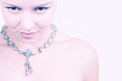 Mon collier 2 Photo stock