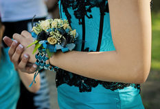 Mon corsage Photos stock