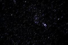 Mon fond de nuit d'étoiles filantes image libre de droits