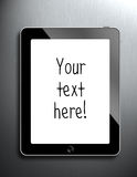 Mon iPad Image stock