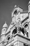 Mon Matre w Paryski Francja Fotografia Royalty Free