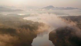 Mon most, Sangkhlaburi, Kanchanaburi, Tajlandia, Azja zdjęcie wideo