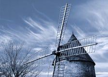 Mon moulin photo libre de droits
