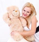 Mon ours de nounours Image stock