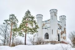 Mon repos Park Vyborg Russia Royalty Free Stock Images