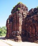 Mon sanctuaire de fils au Vietnam Image stock