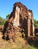 Mon sanctuaire de fils au Vietnam Photographie stock libre de droits